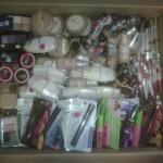 Cosmetic liquidation