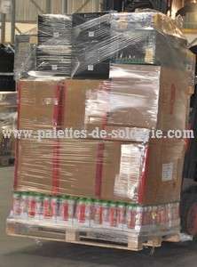 merchandise pallets